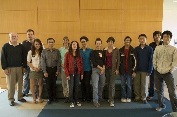 Group picture of lab